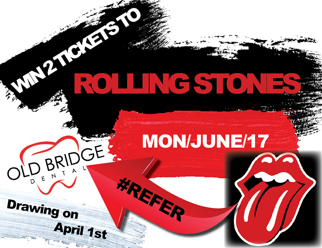 win tickets to rolling stones