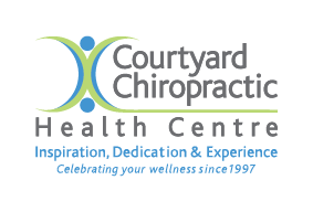 Courtyard Chiropractic Health Centre logo - Home