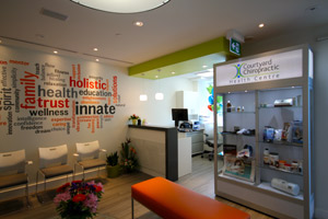 Courtyard Chiropractic Health Centre welcomes you!