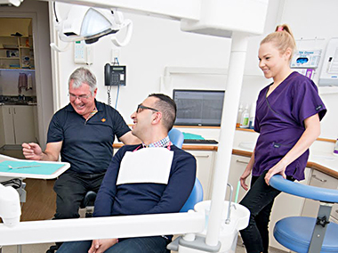 At Anchorage Dental Care we care for you, as much as we care for your teeth! Find out about our services designed to look after your family dental needs - call us today!