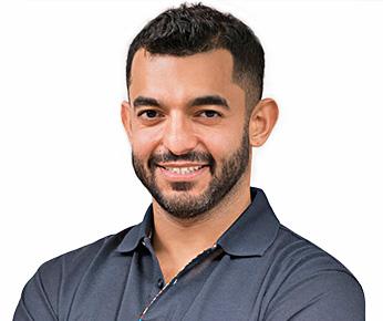 Dentist Frank Farhadi