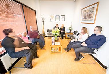 Anchorage Dental Care Reception