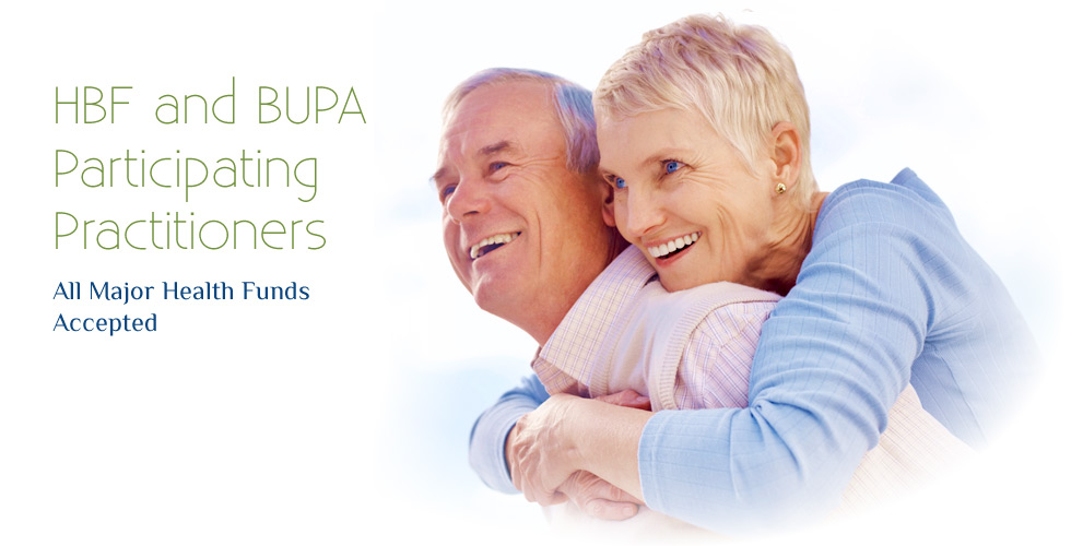 HBF and BUPA Participating Practitioners in Mindarie