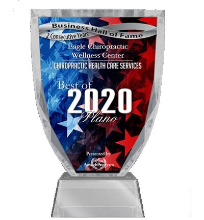 Best of Plano Award 2020