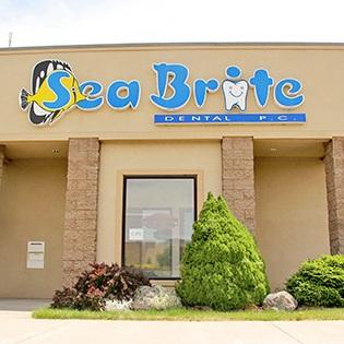 Outside of Sea Brite Dental