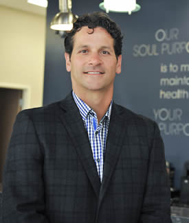 Dr Dean Potapinski