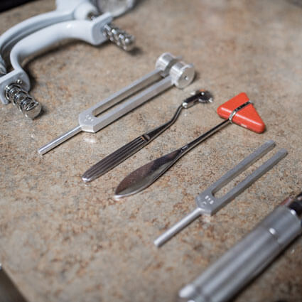 Chiropractic adjusting tools