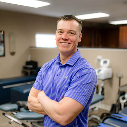 Chiropractor Belton, Dr. Micah Montgomery