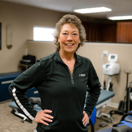 Montgomery Chiropractic Office Manager, Priscilla