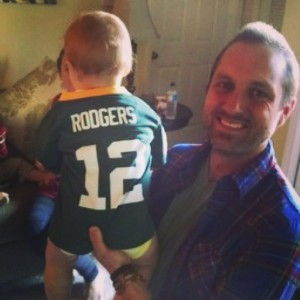 Dr Derek, Asheville Chiropractor, and the future Aaron Rodgers