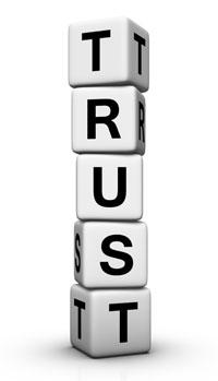 blocks of trust