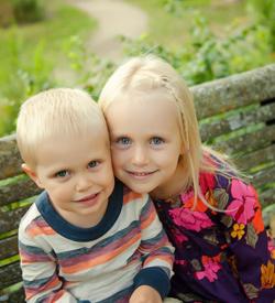 Asheville Chiropractor's kids