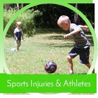 Sports Injuries & Athletes