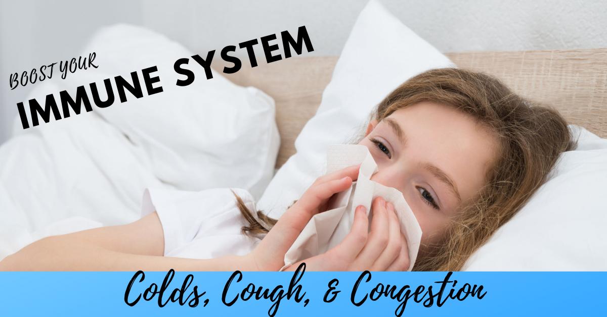 Colds, Cough, & Congestion