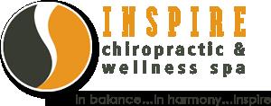 Inspire Chiropractic & Wellness Spa logo - Home