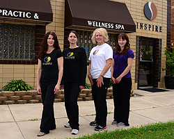 About Inspire Chiropractic & Wellness Spa in Sioux City