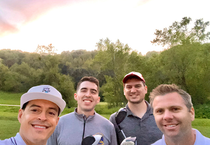 Drs Golfing
