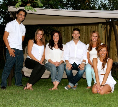 Meet the team at LiveWell Family Chiropractic in West Edmonton