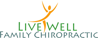 LiveWell Family Chiropractic logo - Home