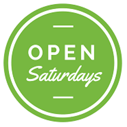 Open Saturdays