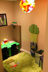 LiveWell Family Chiropractic Kids Play Room