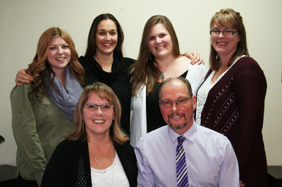 The Sorrento Chiropractic Wellness Centre Ltd. staff welcomes you!