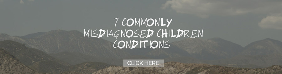 Flyer for 7 Misdiagnosed Conditions