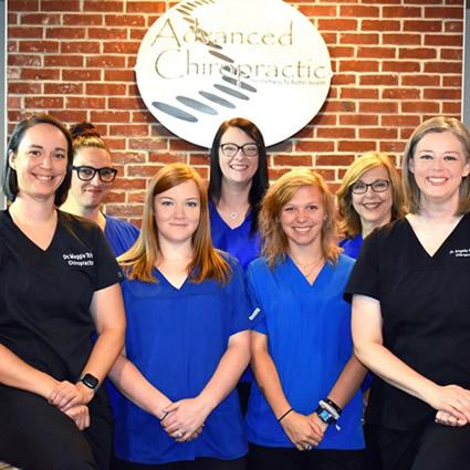 Advanced Chiropractic team