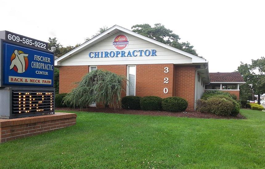 Fischer Chiropractic Center building exterior