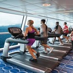 Stay active even on a Cruise Ship!