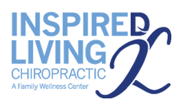 Inspired Living Chiropractic logo - Home