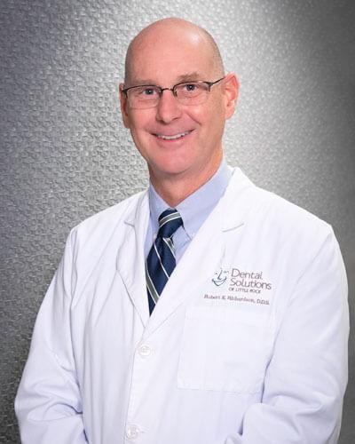 Little Rock Dentist, Dr. Robert Richardson