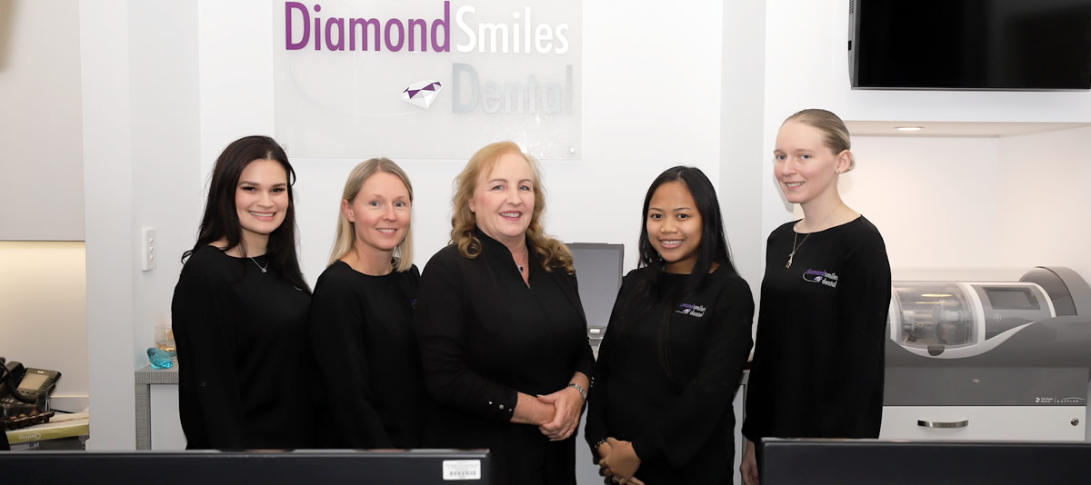 Clinical Coordinators at Diamond Smiles Dental