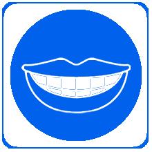 Icon of smile