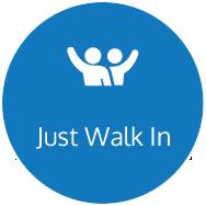 Just Walk In