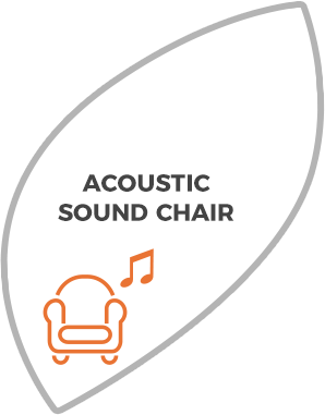 Acoustic Sound Chair