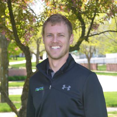 Chiropractor Johnston, Dr. Eric Herrmann