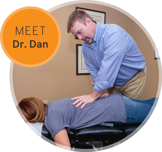 Get to know Dr. Dan