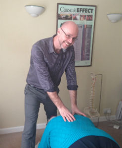 {PJ} Chiropractic Techniques at Kesgrave Chiropractic Clinic