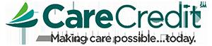 We Accept Care Credit Payment Plans
