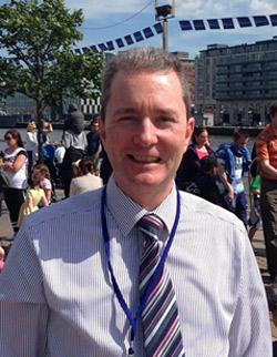 Craig Scott-Dawkins, Registered Chiropractor