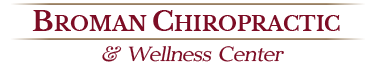 Broman Chiropractic & Wellness Center logo - Home