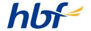 hbf insurance