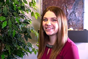 Massage therapist Vancouver, Savannah Zherebnenko