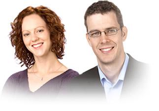 Perth chiropractor -  Dr. Christine Cordick and Dr. Robert Rodine