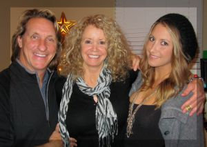 {PJ} Chiropractor Dr. Inice Gough and family