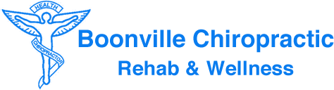 Boonville Chiropractic logo - Home