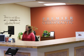 Welcome to Premier Chiropractic!