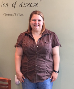 Patient of the Month, Jennifer Sertyn-Bardell