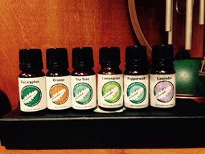 We offer aromatherapy to enhance your massage experience